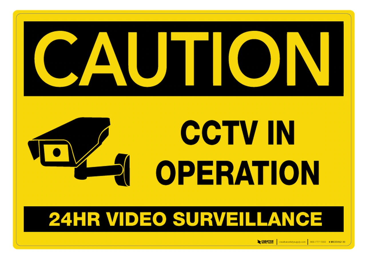 How to prevent inventory shrinkage: invest in a CCTV system