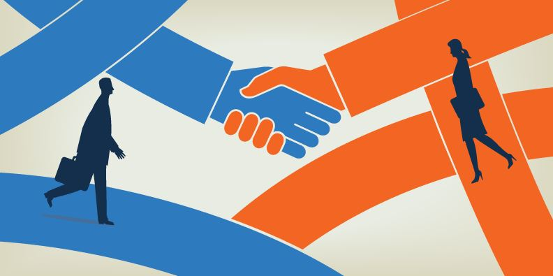 Types of business partnerships