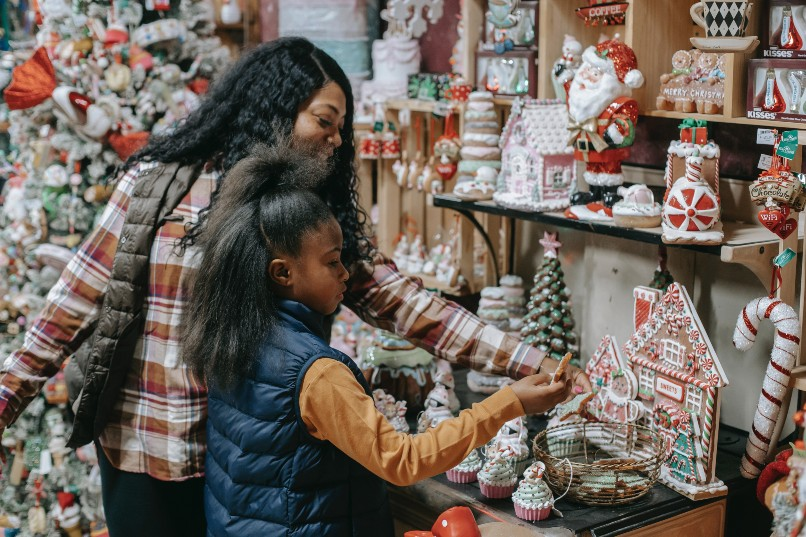 Christmas Statistics Shopping Habits