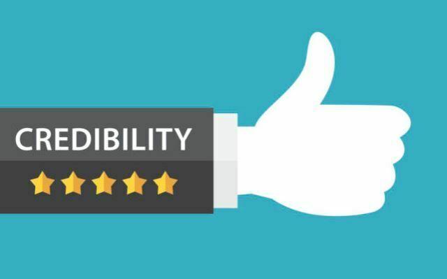 Enhance business credibility & image