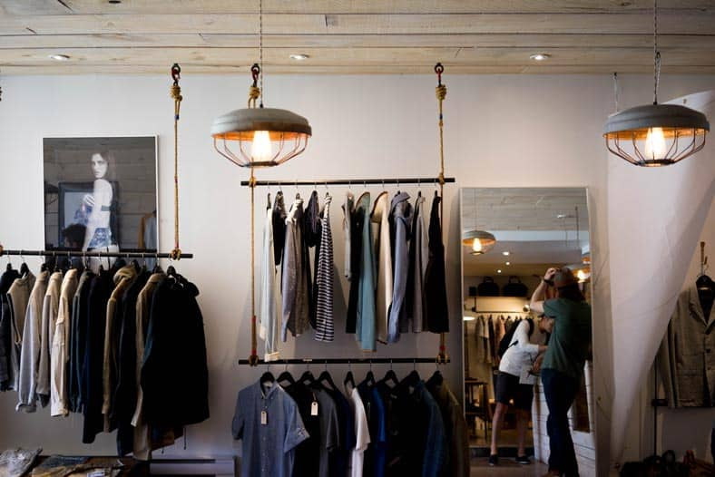 fashion industry after covid-19: in-store shopping