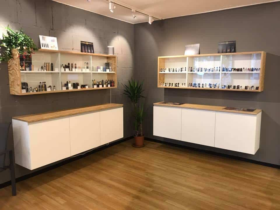 Dampfi: Seamless Transition from Online E-cigarettes Shop to Retail Stores