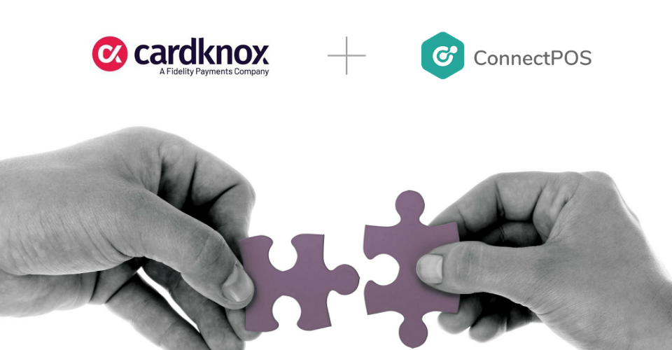 ConnectPOS with Cardknox