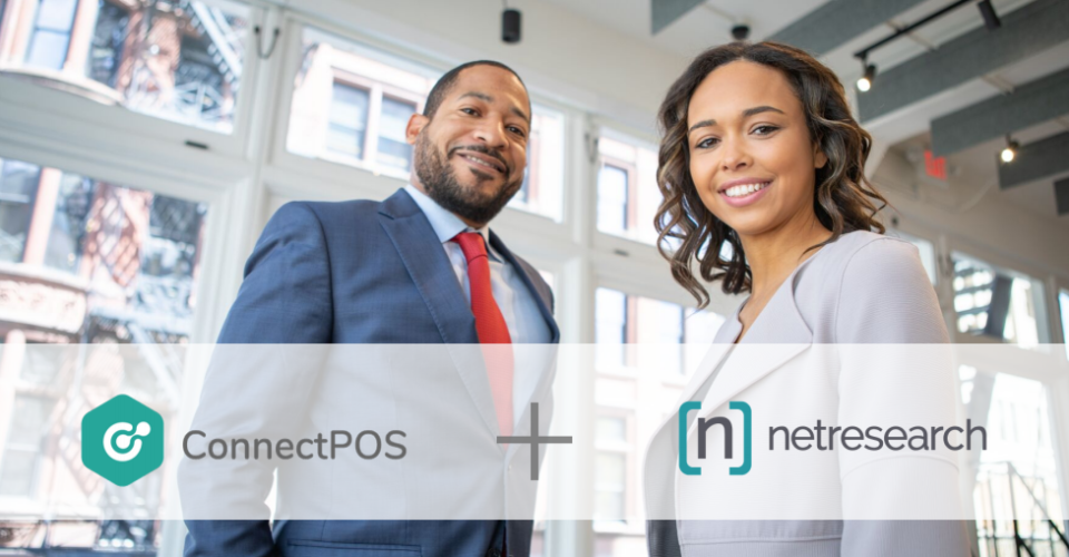 connectpos and netresearch partnership