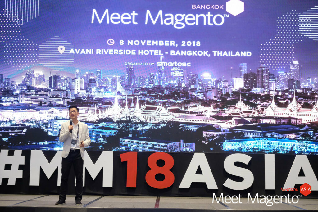 ConnectPOS  at Meet Magento 2018