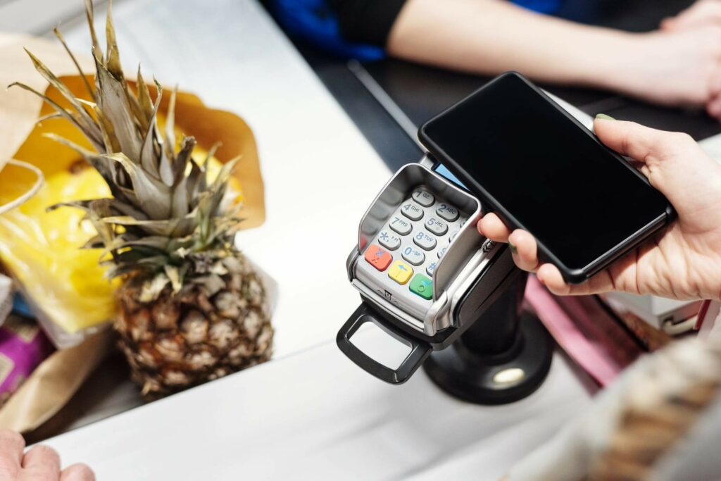 Contactless and digital payment is preferred due to COVID-19