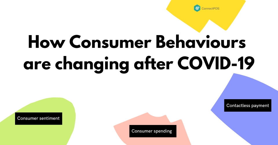 Consumer behaviour changes after COVID-19