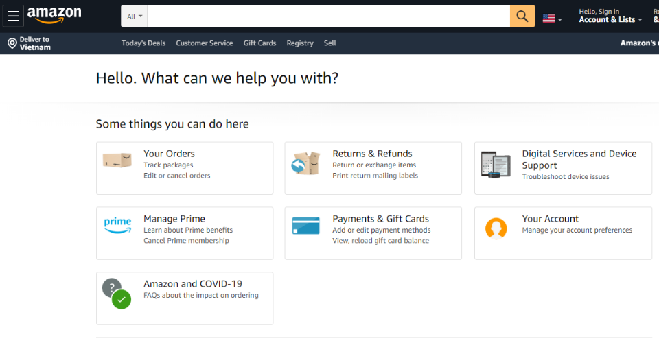 Amazon has brilliantly adapted to Omnichannel by incorporating all of their grounds together