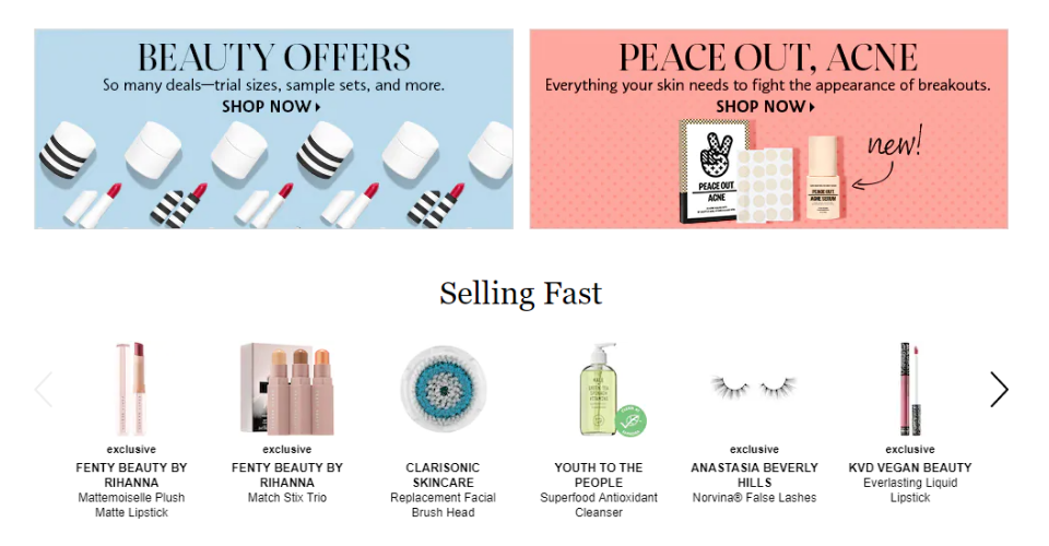 Sephora soon realizes the importance of Omnichannel