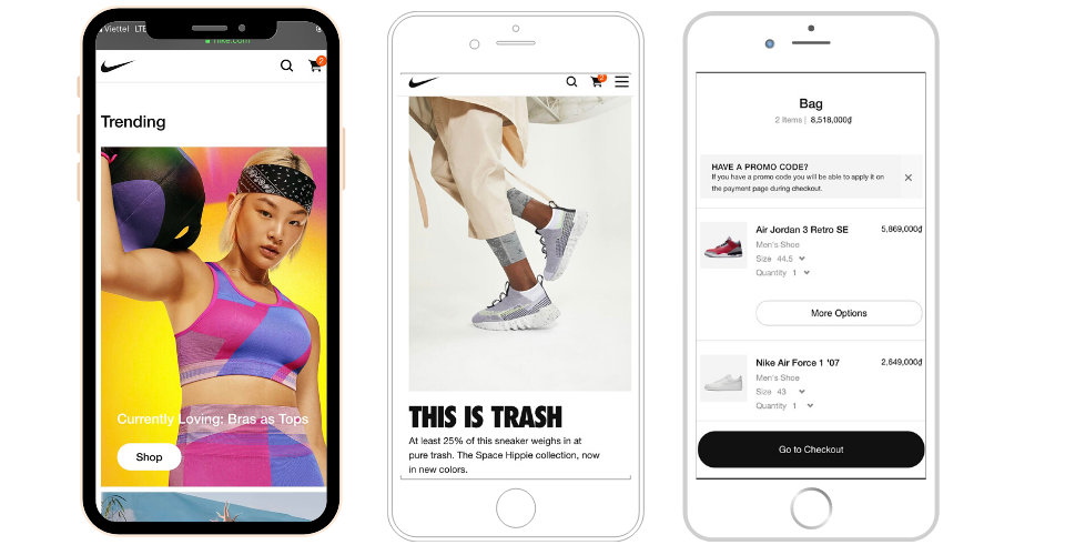 Nike has set itself some incredible goals with Omnichannel