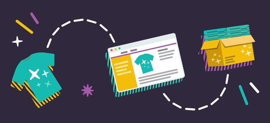 9 retail business ideas: Print on demand