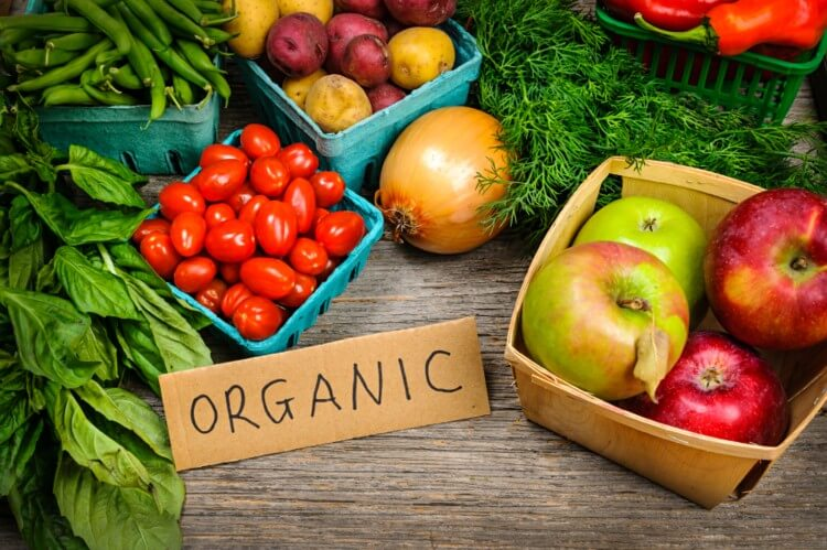 9 retail business ideas:  organic products