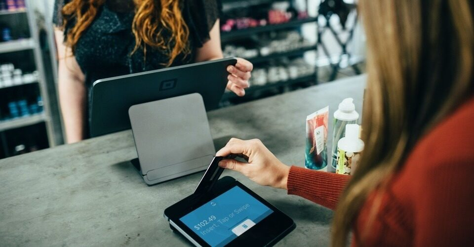 Mobile POS - Is this the future?