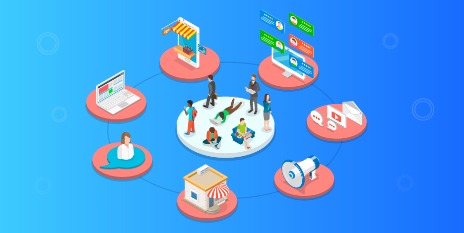 Mobile commerce trends: Omnichannel shopping experience
