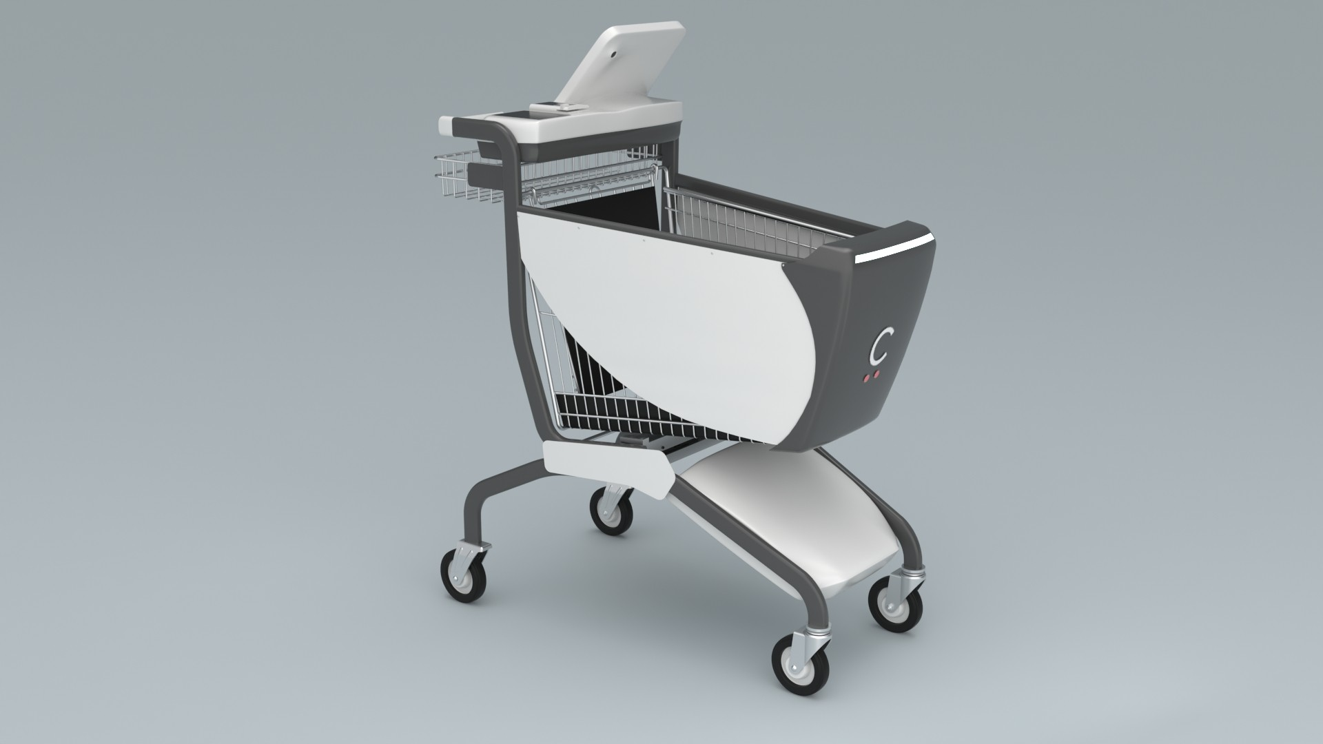 An AI shopping cart