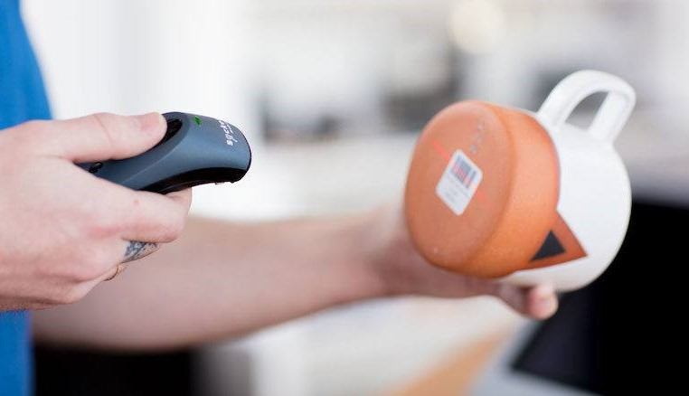 Integrated barcode scanning in ConnectPOS