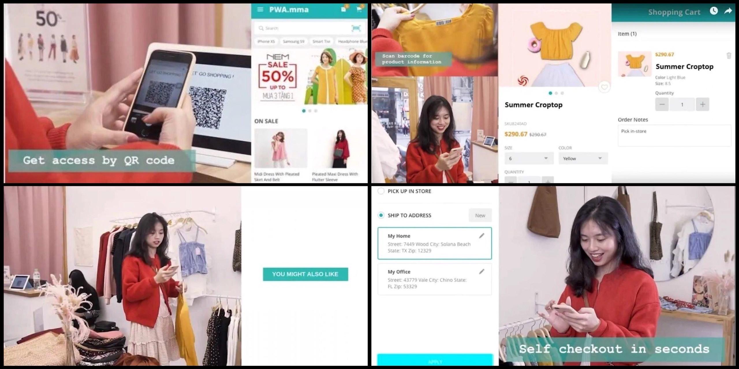 ConnectPOS consumer app