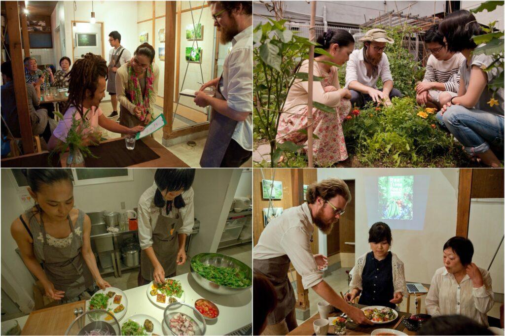 The world's slowest restaurant - REALtimeFOOD in Osaka, Japan