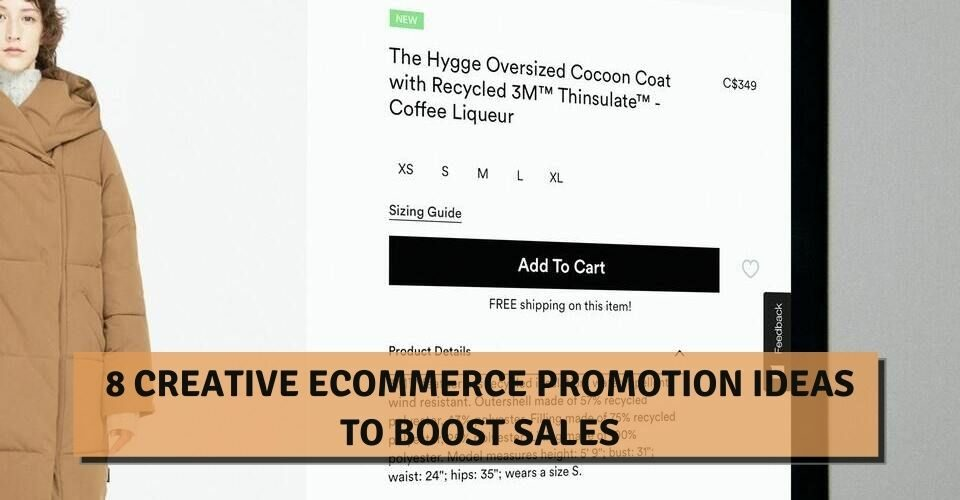 8 Creative eCommerce Promotion Ideas to Boost Sales