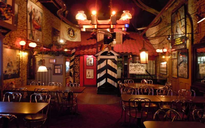 SafeHouse Milwaukee is a restaurant and bar in Milwaukee, Wisconsin, United States
