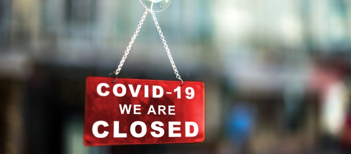 Restaurants are closing due to the COVID-19 pandemic
