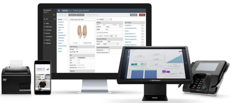 Lightspeed Retail POS is compatible with multiple platforms