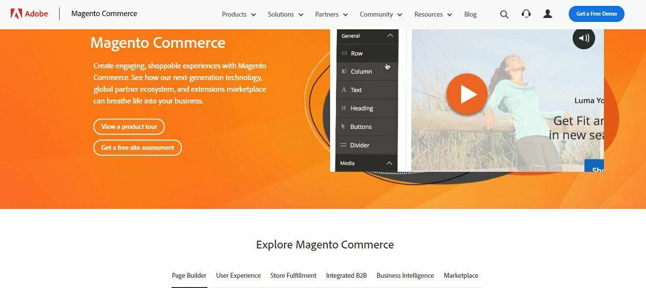 Magento Platform