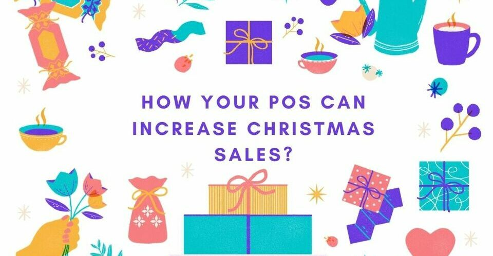 How your POS can increase Christmas sales