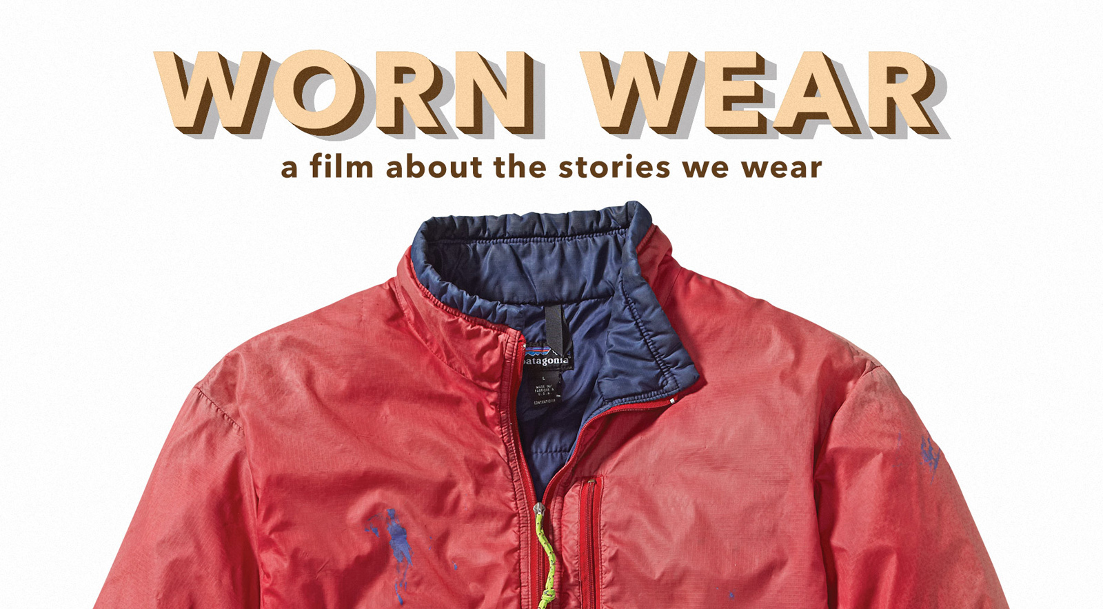 Worn Wear is Patagonia service in which the brand fixes broken Patagonia gears and clothes for free