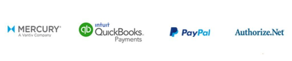 Agiliron payment integrations