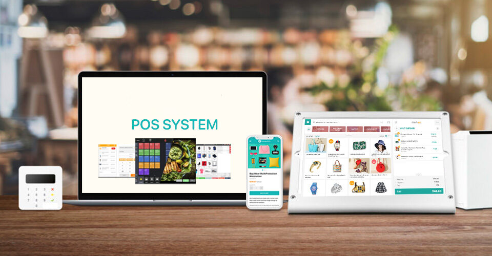 ConnectPOS is compatible with multiple devices regardless of operating systems