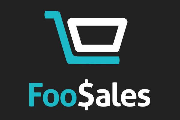 FooSales logo