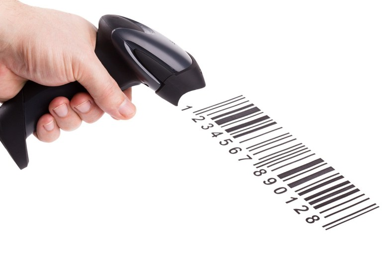Integrated barcode scanning in AmberPOS