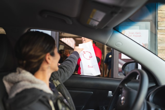 Considering a drive-through option for retail store