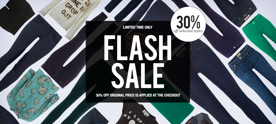 eCommerce promotion ideas: run flash sales