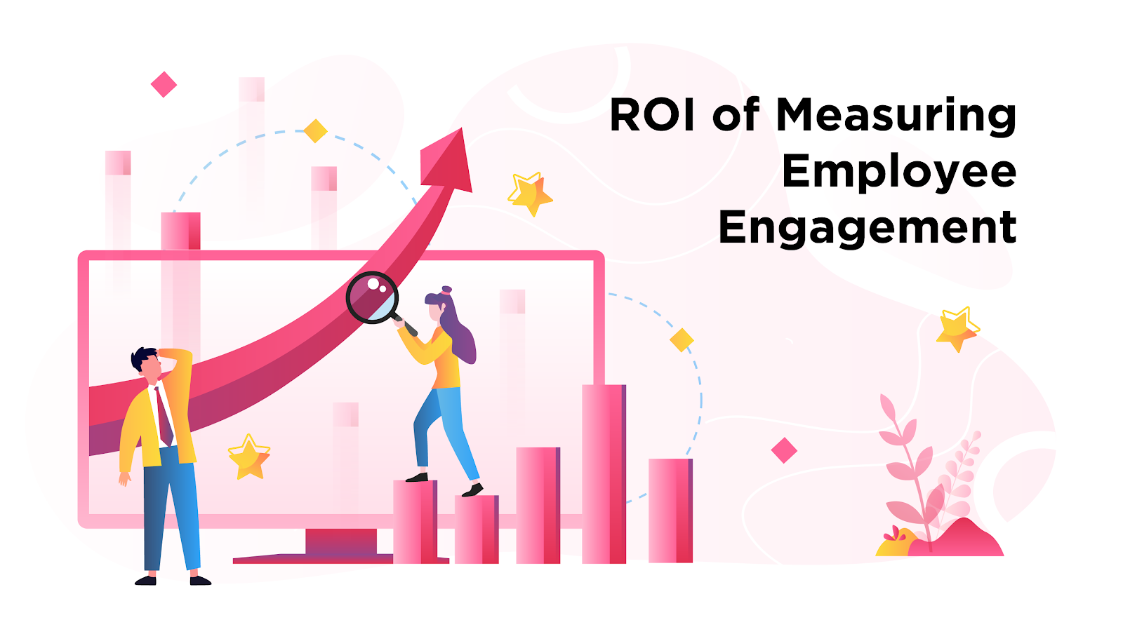 Manage employee ROI (return on investment)