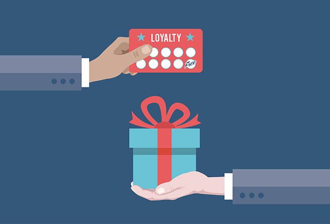 eCommerce promotion ideas: build a reward point program