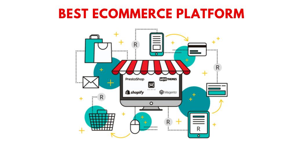 Popular e-commerce platforms