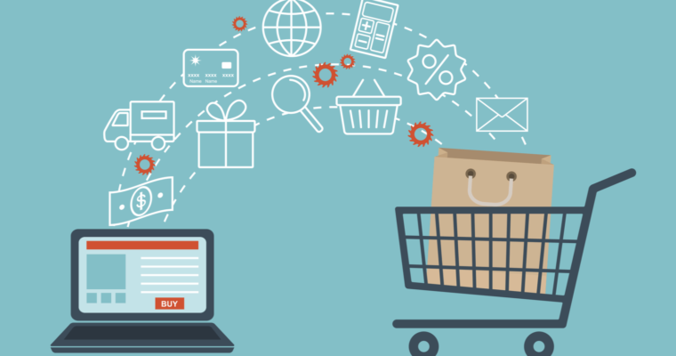 The rapid growth of e-commerce