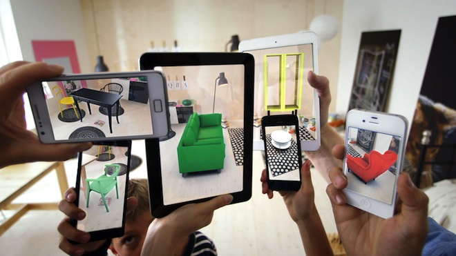 POS solution: Ikea Place ARKit App