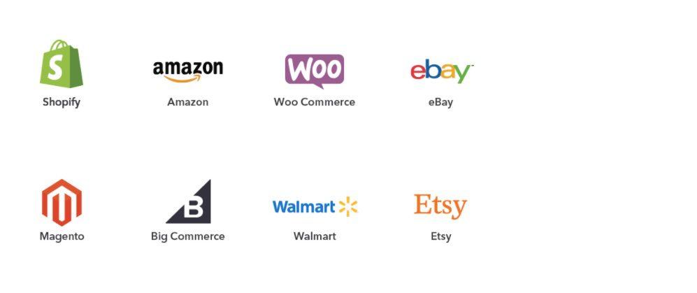 QuickBooks eCommerce platform integrations
