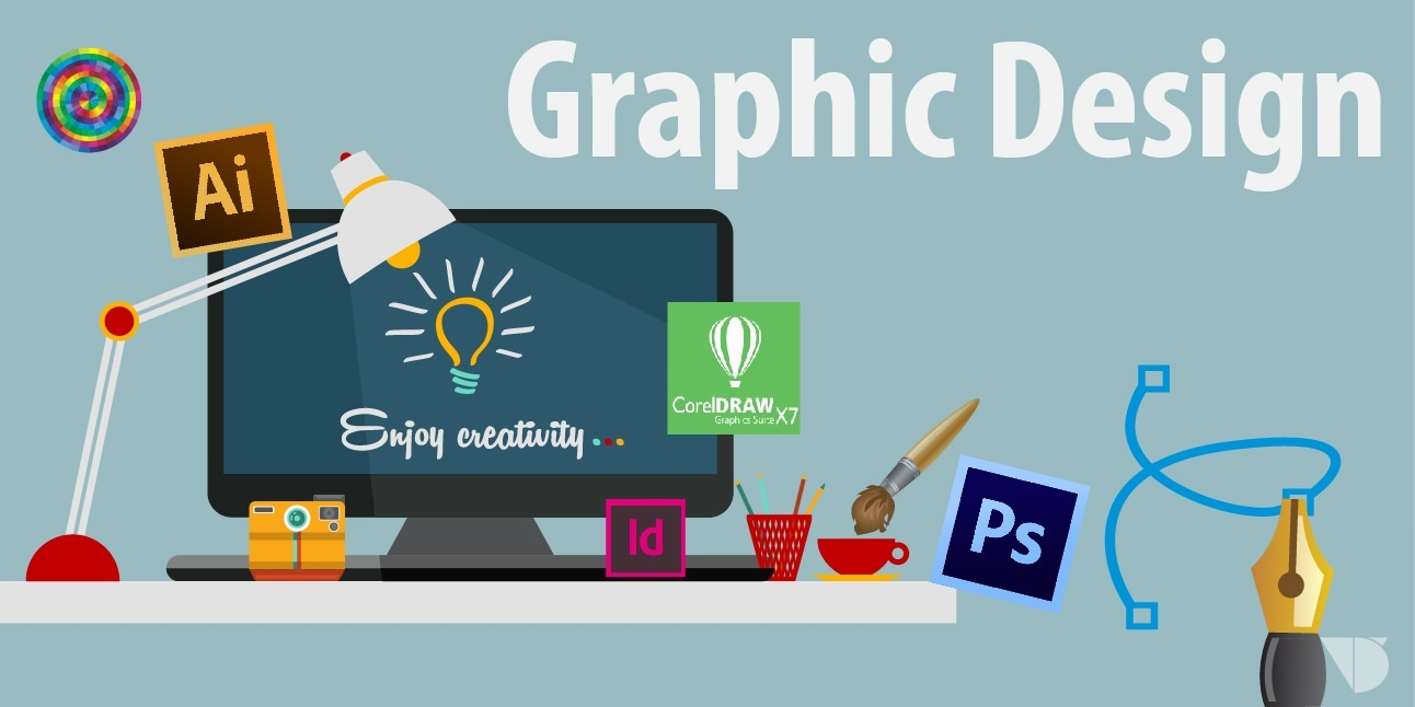 Startup Ideas: Offering graphic design services