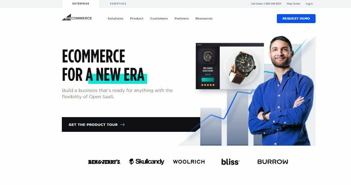 bigcommerce ease of use