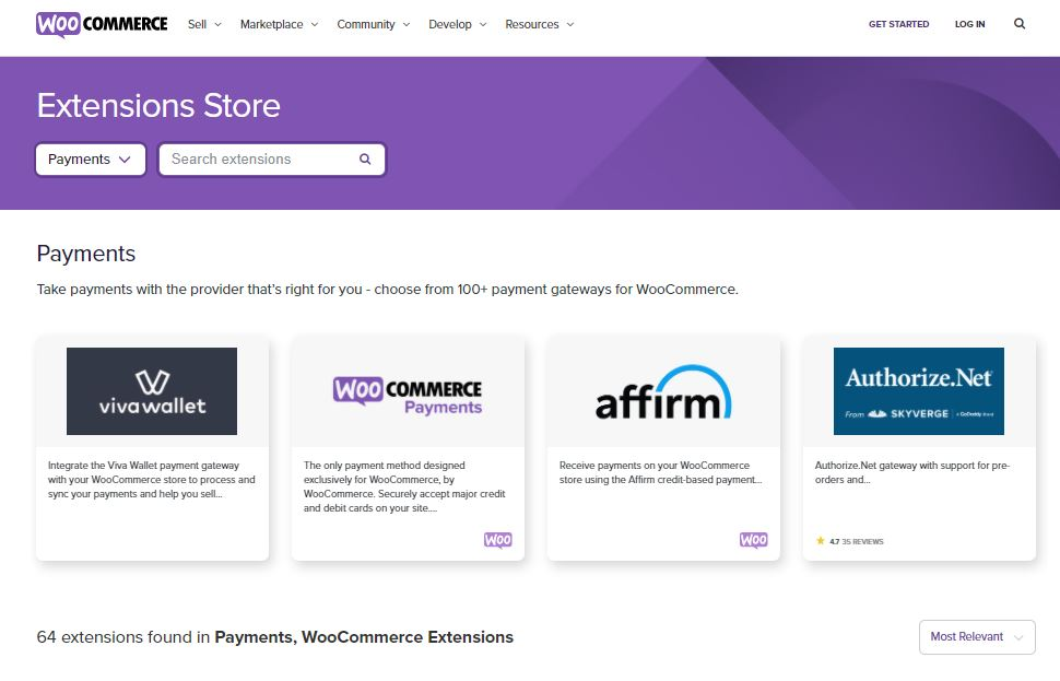 WooCommerce Payments Apps