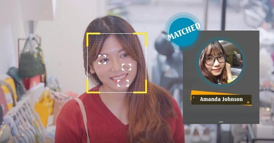 connectpos ai facial recognition