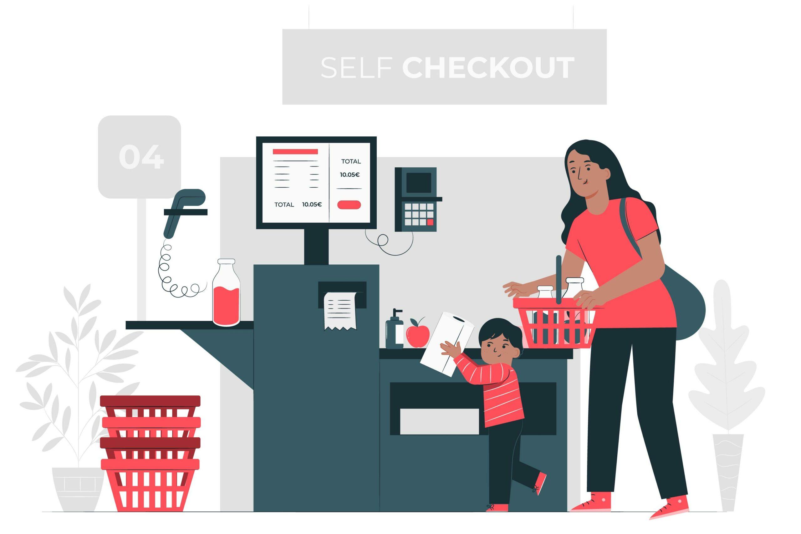 Self-checkout