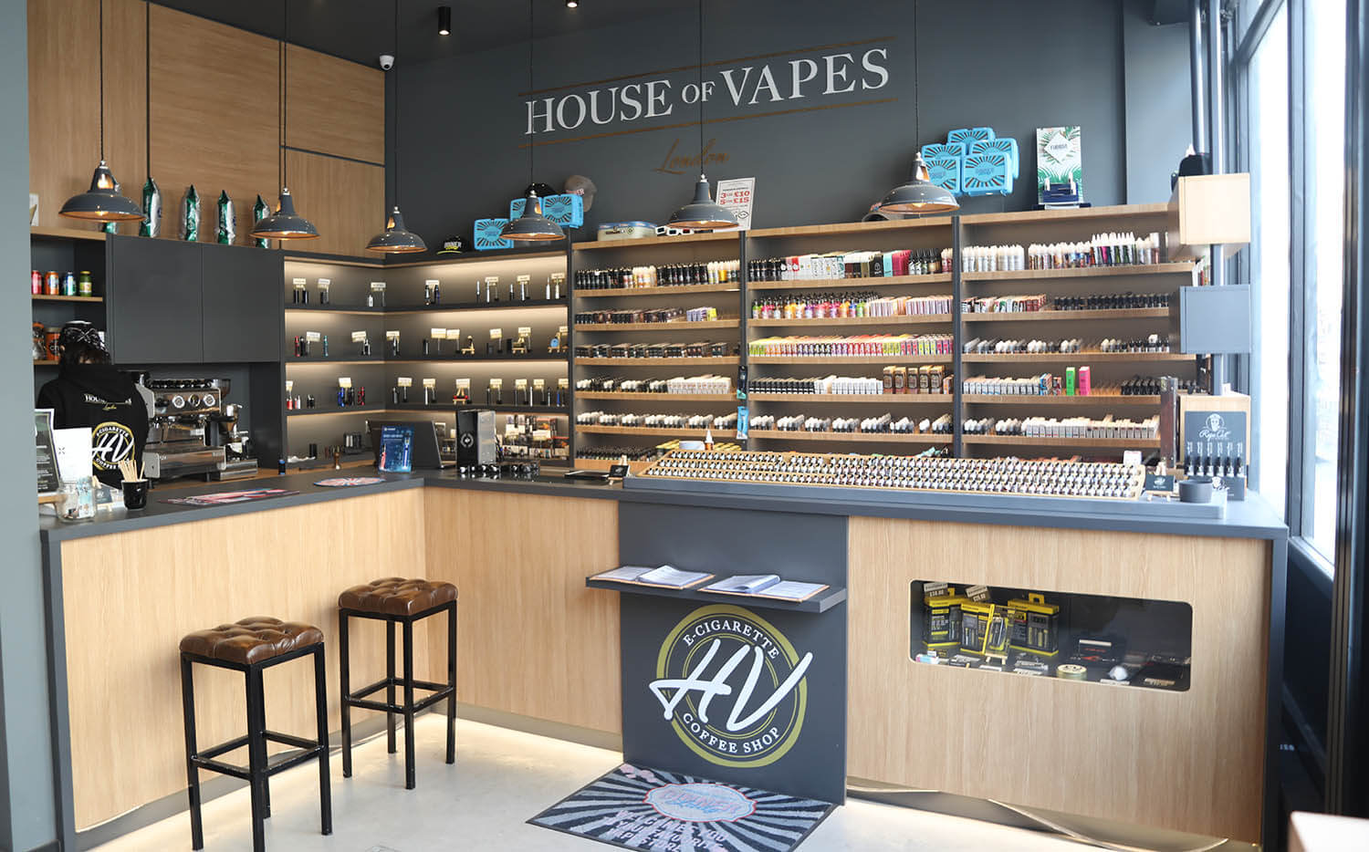 POS for vape stores