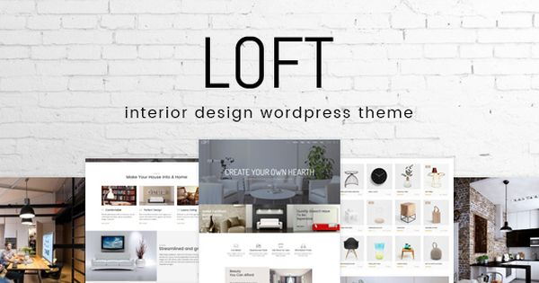 Loft Cozy  WooCommerce theme
