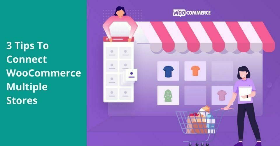 Woocommerce multiple store