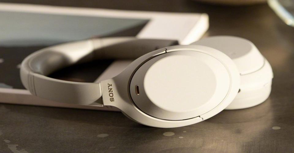 Sony WH-1000XM4 noise-canceling headphones